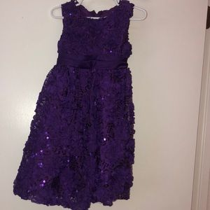 EUC Rare, Too Girls Party Dress size 4T